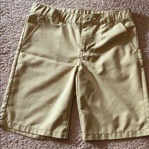 Cat & Jack Boys Khaki Shorts, Size 14